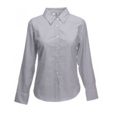 Oxford Shirt Long Sleeve Lady Fit