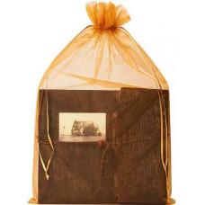 Organza dāvanu maisiņš 40 x 30 cm