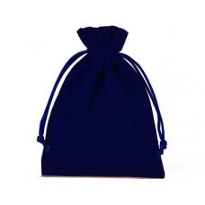 Dāvanu maisiņš no samta 15 x 10 cm